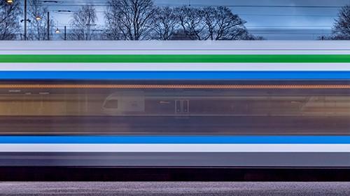 Matkusta Myyrmäestä Helsinkiin junalla edullisella AB-vyöhykelipulla